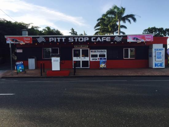 Pittstop Cafe Proserpine - Accommodation Mermaid Beach