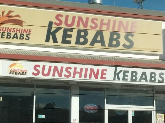 Sunshine Kebabs - Accommodation Mermaid Beach
