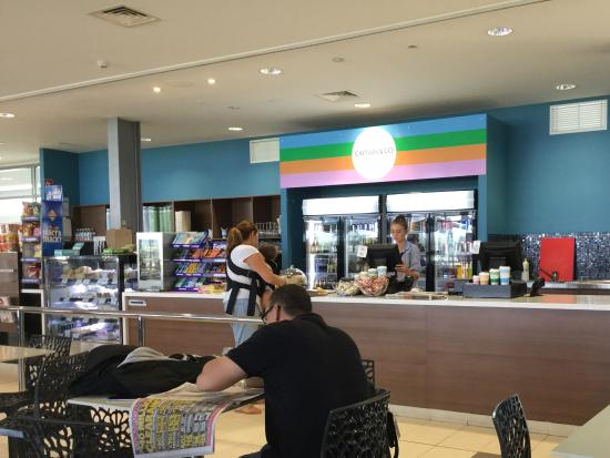 Whitsunday Coast Airport Cafe - Accommodation Mermaid Beach