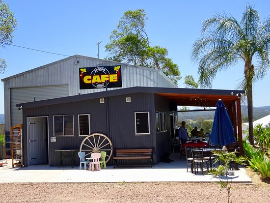 Packing Shed Cafe - Accommodation Mermaid Beach