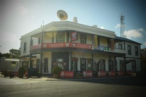 Commercial Hotel Morgan - Accommodation Mermaid Beach
