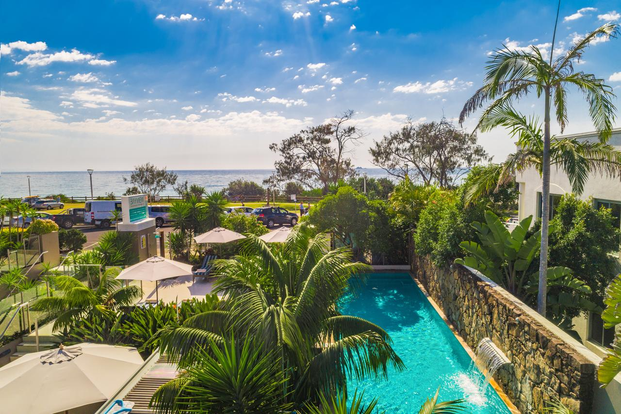 Bayview Beachfront Apartments - Accommodation Mermaid Beach