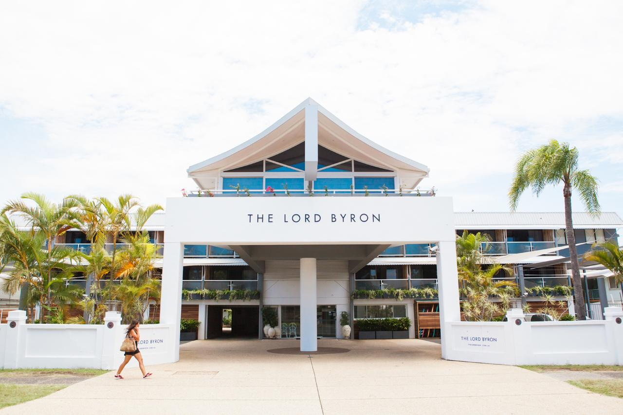 The Lord Byron - Accommodation Mermaid Beach