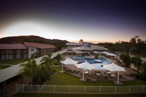 Crowne Plaza Alice Springs Lasseters - Accommodation Mermaid Beach