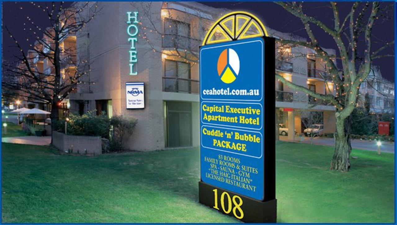 Capital Executive Apartment Hotel - Accommodation Mermaid Beach
