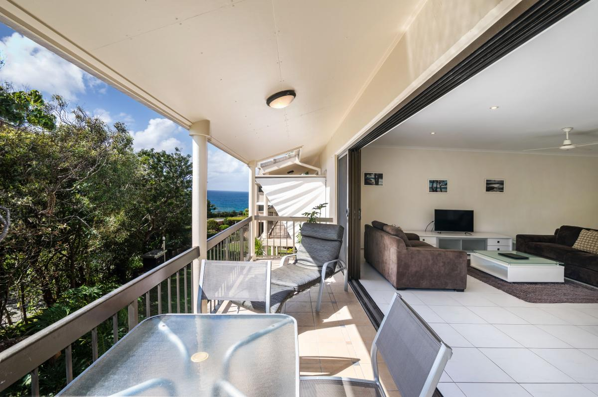 Sunseeker Holiday Apartments - Accommodation Mermaid Beach