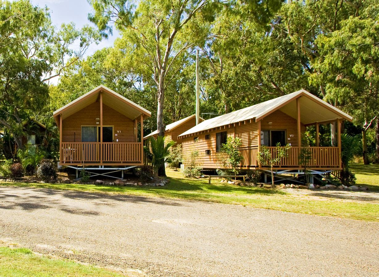 Captain Cook Holiday Village 1770 - Accommodation Mermaid Beach