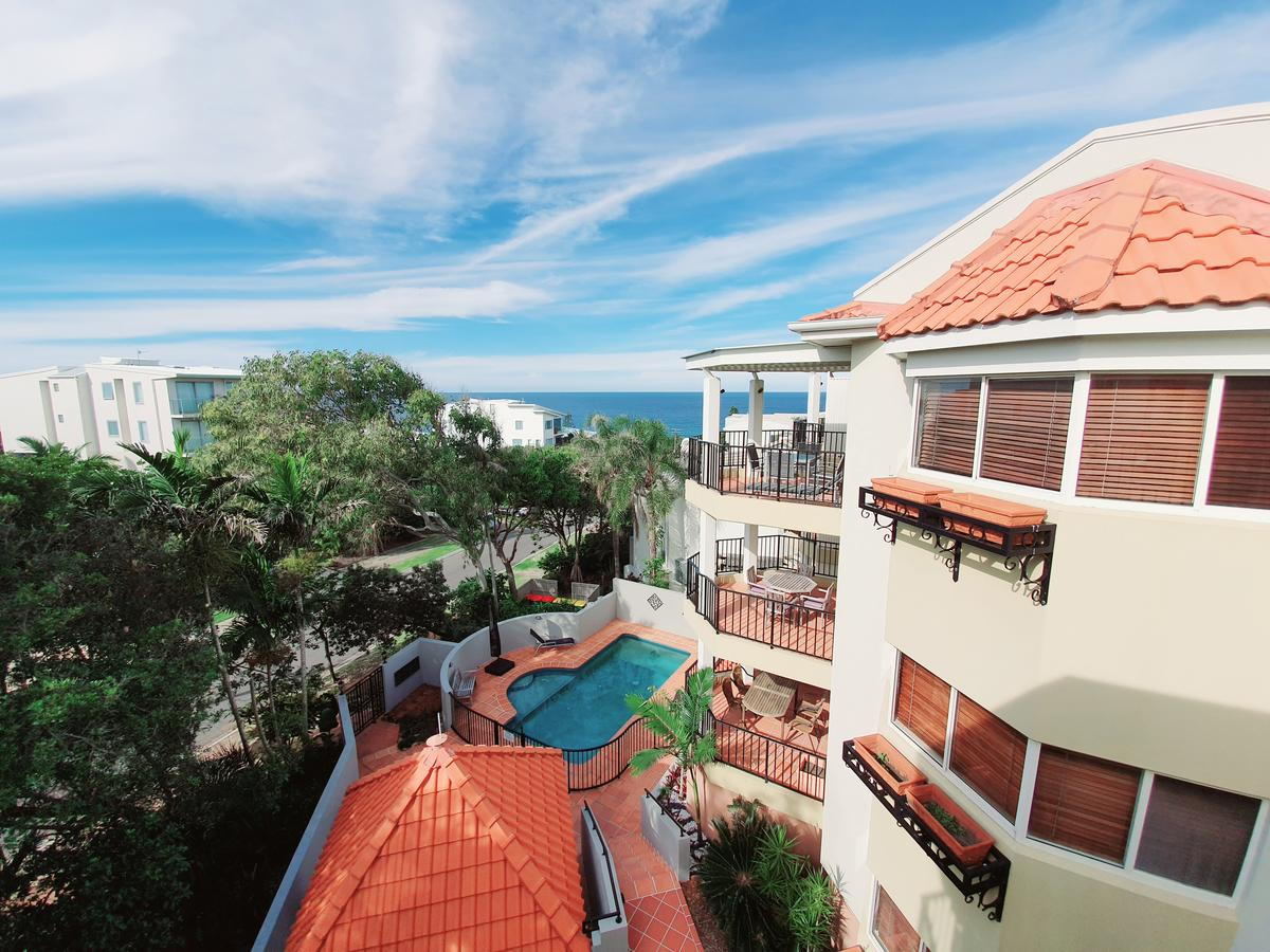 Parkshores Sunshine Beach Noosa Holiday Apartments - Accommodation Mermaid Beach