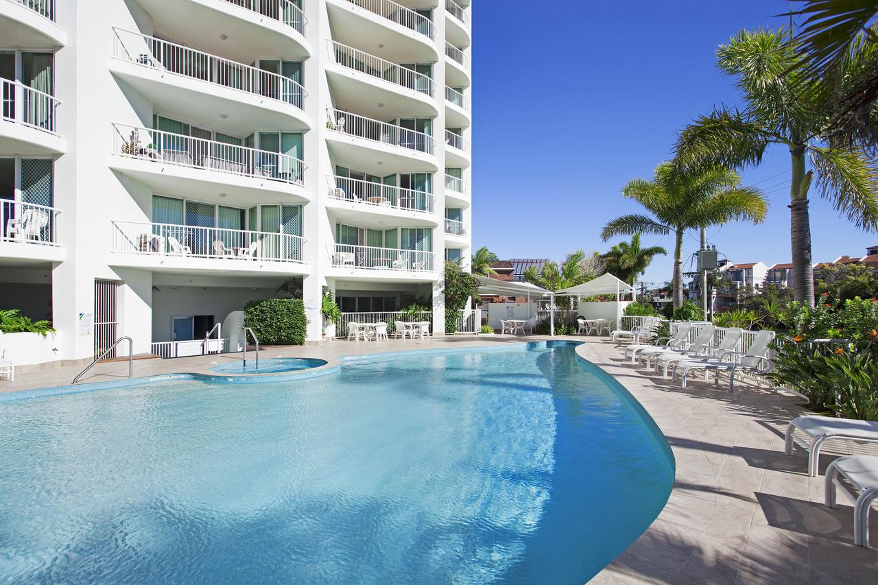 Crystal Bay On The Broadwater - Accommodation Mermaid Beach