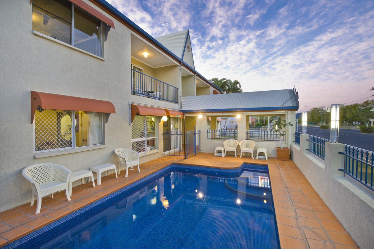 Rockhampton Serviced Apartments - Accommodation Mermaid Beach