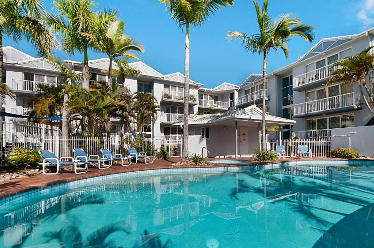 Champelli Palms Apartments - Accommodation Mermaid Beach