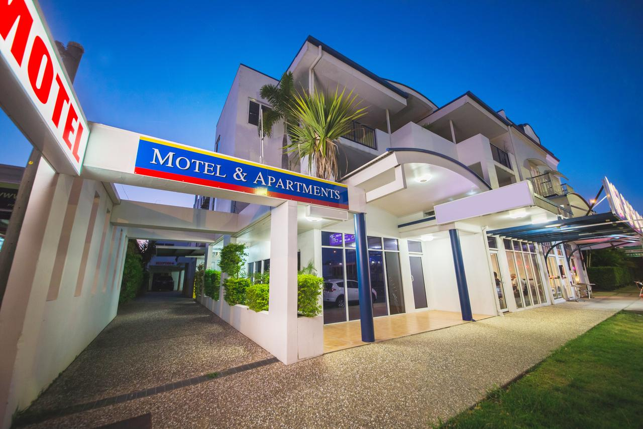 Cosmopolitan Motel  Serviced Apartments - Accommodation Mermaid Beach