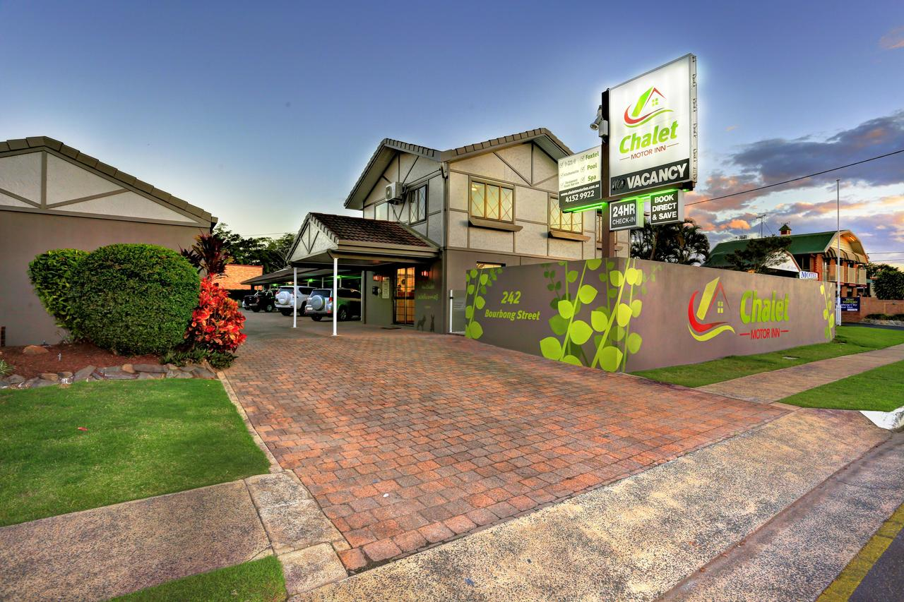 Chalet Motor Inn - Accommodation Mermaid Beach