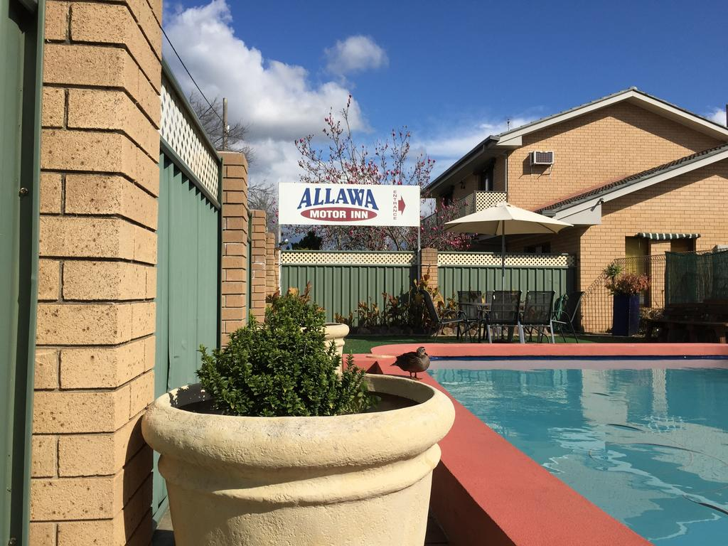 Albury Allawa Motor Inn - Accommodation Mermaid Beach