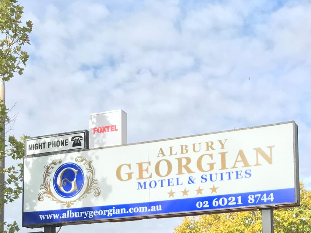 Albury Georgian Motel  Suites - Accommodation Mermaid Beach