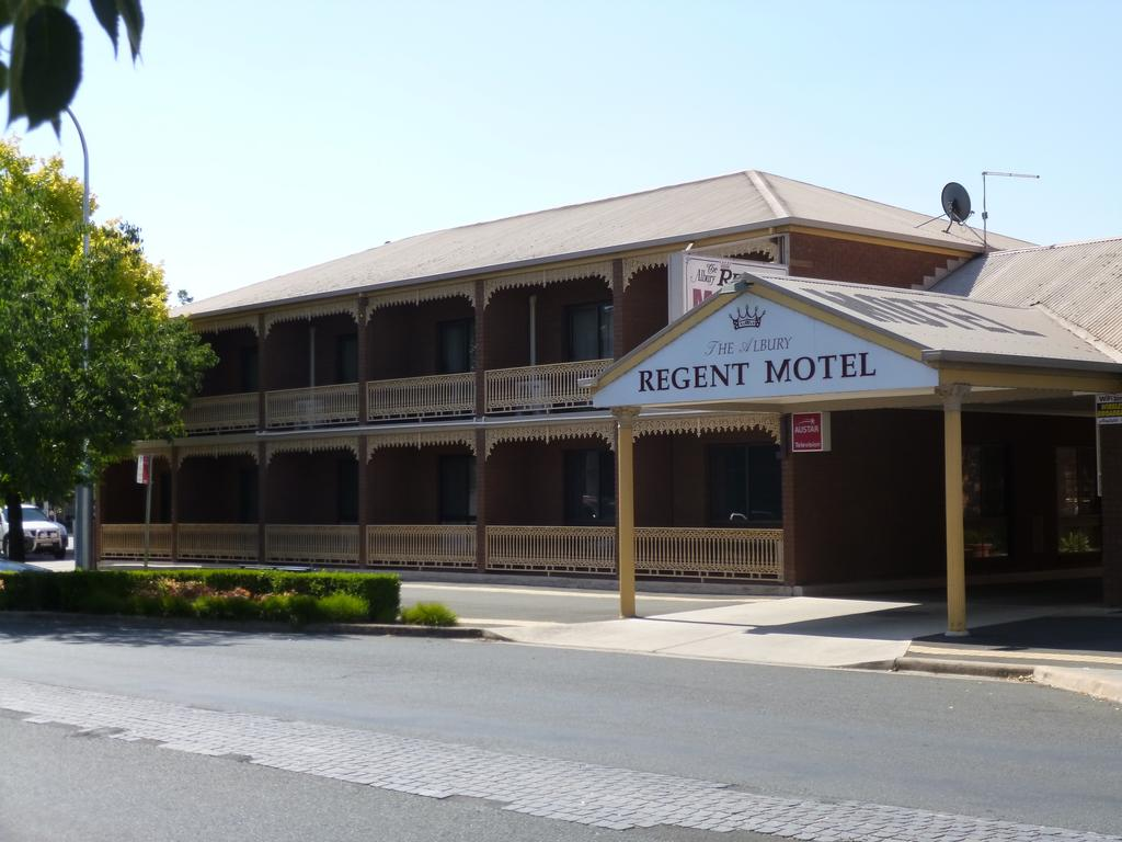 Albury Regent Motel - Accommodation Mermaid Beach