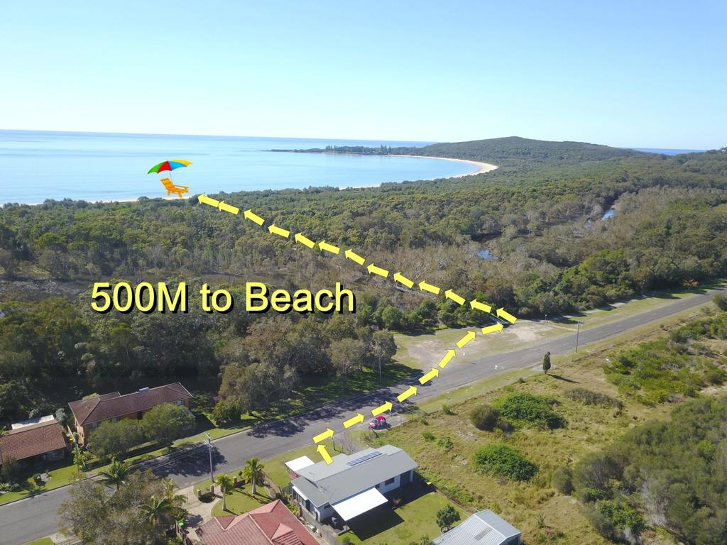 Beachcomber at South West Rocks Pet Friendly - Accommodation Mermaid Beach