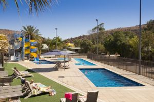 BIG4 MacDonnell Range Holiday Park - Accommodation Mermaid Beach