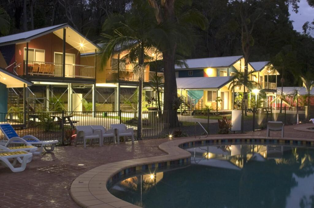 BIG4 Nambucca Beach Holiday Park - Accommodation Mermaid Beach